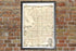 Erie County, NY 1854 Land Ownership Map