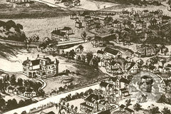 Hopedale, MA Historical Map - 1899