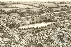 Amityville, NY Historical Map - 1925