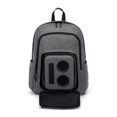 1b421a27ff The 2018 Bluetooth Backpack with Speakers   Subwoofer (Black)