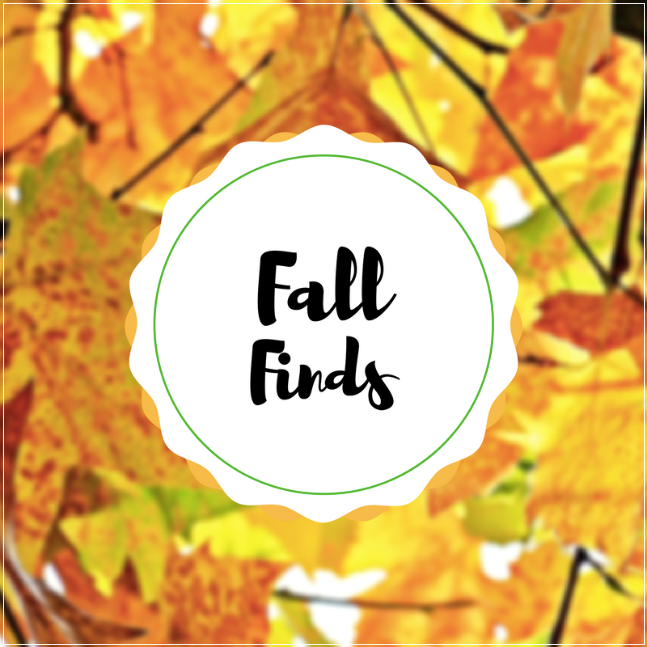 OCTOBER EDITION OF TAELER TALKS: Healthy Fall Finds on Amazon