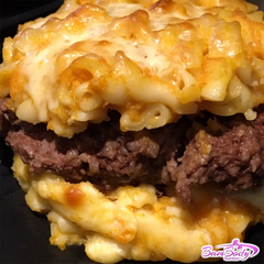Mac & Cheese Burger