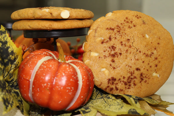 PUMPKIN CHEESECAKE COOKIE
