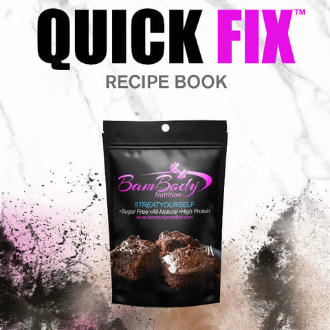 Quick Fix Recipe Ebook