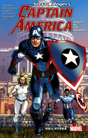 Steve Rogers: Captain America Issue 1 - Anyone Comics