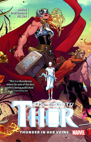 Mighty Thor Issue 1 - Anyone Comics