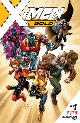 X-Men Gold #1 (Ardian Syaf first printing) - Anyone Comics