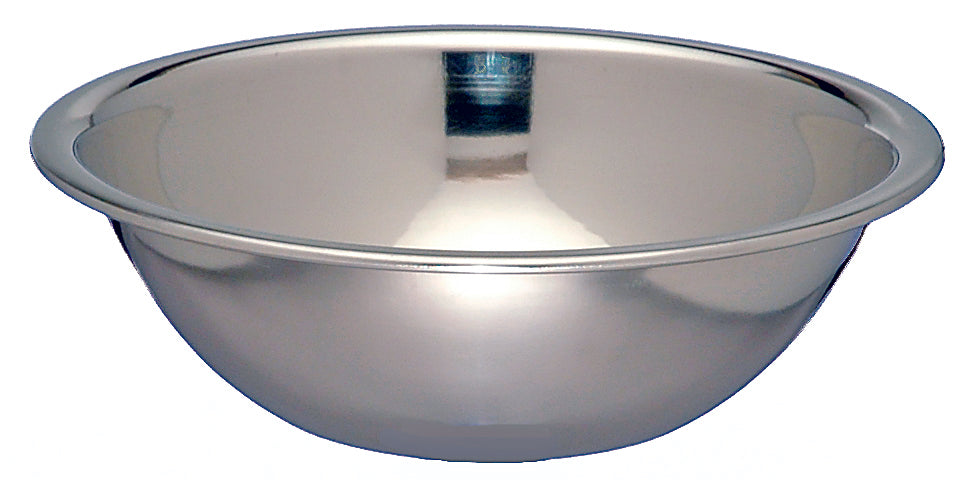 Stainless Steel Mixing Bowl 3 cup Capacity Empty