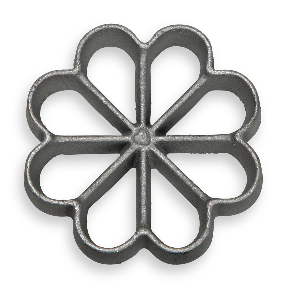 Kitchen Supply 7000 Rosette Bunuelos Cookie Mold, Classic