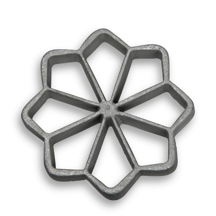 Rosette Bunuelos Cookie Mold, Medium 3.1 x 0.5 Inches