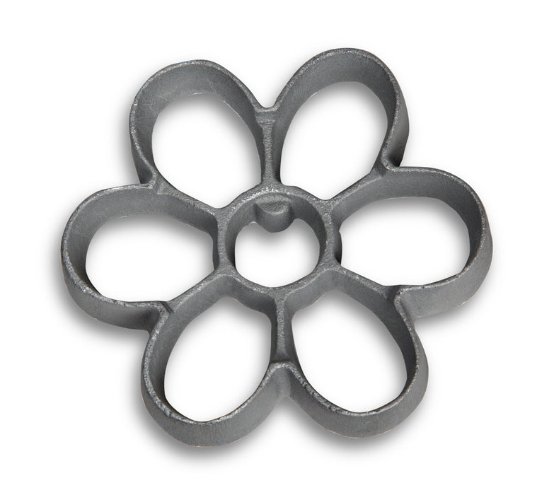 Daisy Shaped Rosette Mold Bunuelos Chinese Pretzel Iron