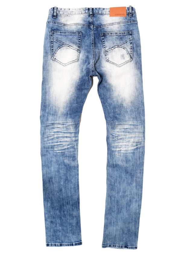 Denim Work Sandblast