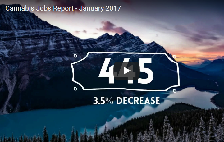January 2017 Weed Jobs Report