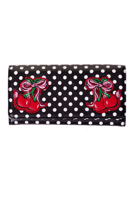 Lucille Wallet - High Voltage Clothing & Accessories Ltd