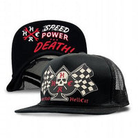 Spades Cap - High Voltage Clothing & Accessories Ltd