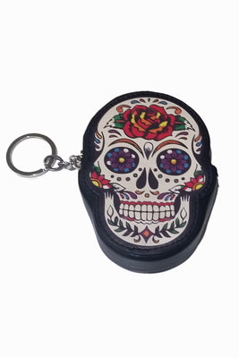 Dia De Muertos Coin Purse - High Voltage Clothing & Accessories Ltd