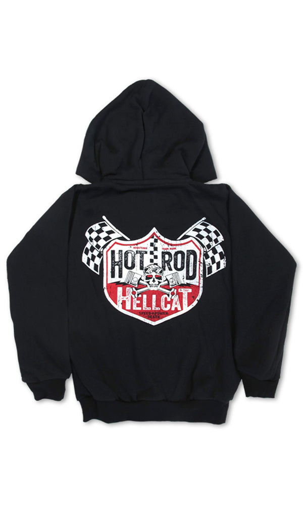 Decal Kids Hoody - High Voltage Clothing & Accessories Ltd