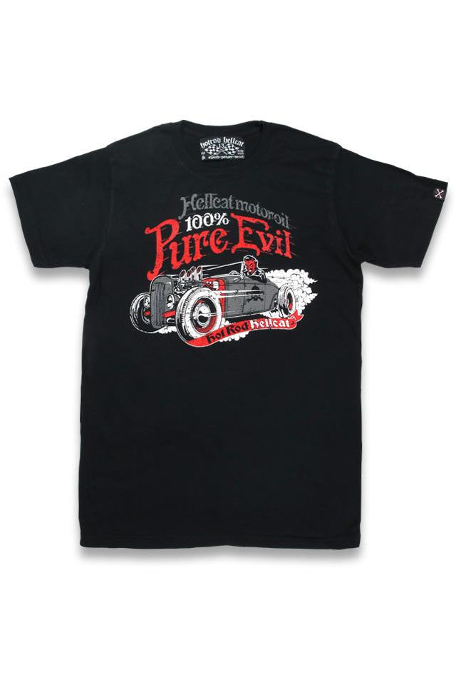 Devil Rod T-Shirt - High Voltage Clothing & Accessories Ltd