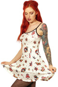 Classic Flash Dress - High Voltage Clothing & Accessories Ltd