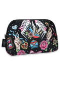 True Love Makeup Bag - High Voltage Clothing & Accessories Ltd