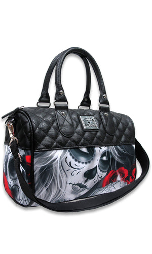 Eternal Bliss Quilted Handbag - High Voltage Clothing & Accessories Ltd
