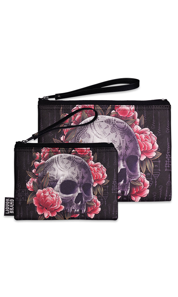 Sakyant Makeup Bag Set - High Voltage Clothing & Accessories Ltd