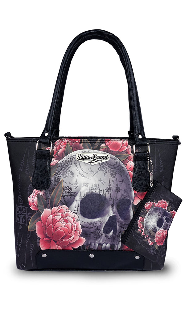 Sak Yant Tote Bag - High Voltage Clothing & Accessories Ltd