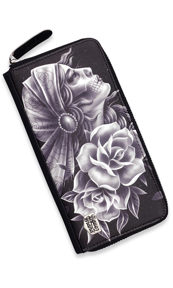 Gypsy Fortune Wallet - High Voltage Clothing & Accessories Ltd