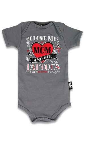 I Love My Mum Onesie - High Voltage Clothing & Accessories Ltd