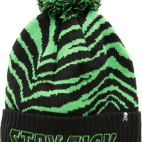 Stay Sick Beanie - High Voltage Clothing & Accessories Ltd