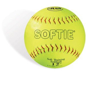 "(Price/1 Dozen)Jugs Softie Safety Practice 12"" Softball"