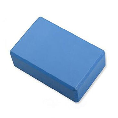1 pcs EVA Yoga Brick, YYZP, Yoga Aids Articles (Blue)