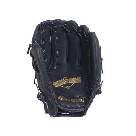 "12"" Butter-Soft Lining, Right-Handed Baseball Glove, Black"