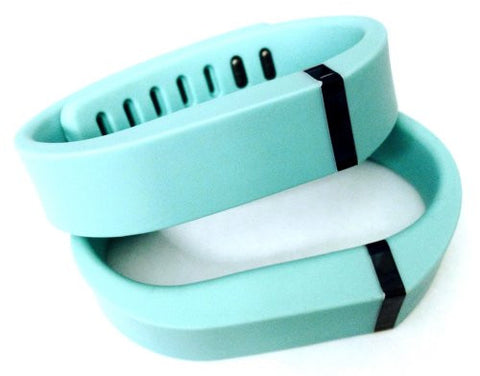 ! 2pcs Small S Teal (Blue/Green) Replacement Bands + 1pc Free Small Grey Band With Clasp for Fitbit FLEX Only /No tracker/ Wireless Activity Bracelet Sport Wristband Fit Bit Flex Bracelet Sport Arm Band Armband