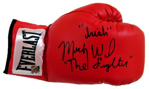 """Irish"" Micky Ward ""The Fighter"" Signed Glove"