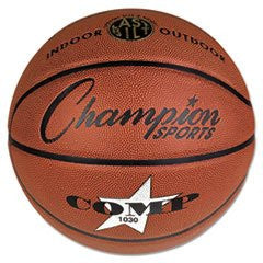 "** Composite Basketball, Official Intermediate, 29"", Brown **"