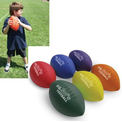 "(Price/SET)Pull Bouy Color My Class 9.25"" P.G. Sofs Football"