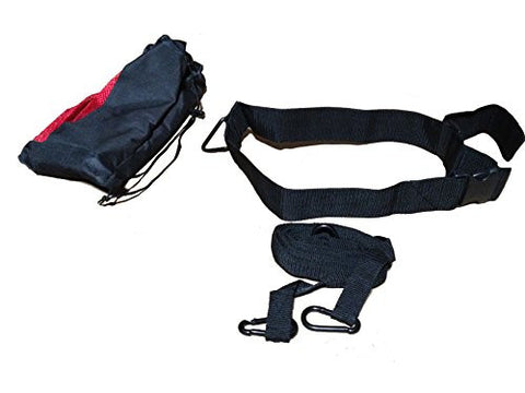 2 Inch Waist Belt Set with Strap and Carrying Bag (Clearance)