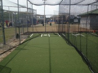 #24 Baseball Batting Cages 10x12x40