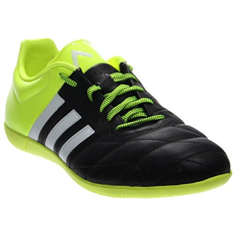 adidas ACE 15.3 IN Leather - Black - 12.5