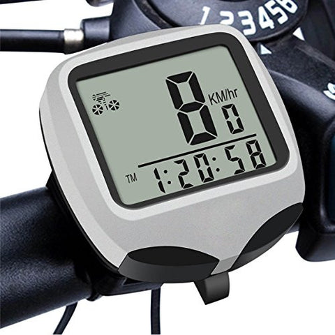 All Cart Wireless Bicycle Odometer,Speedometer Backlight