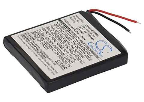 700mAh 361-00026-00 Battery Garmin Forerunner 205, Forerunner 305 Model: Digi-Tech CS-GFN205SL (Electronics Consumer Store)