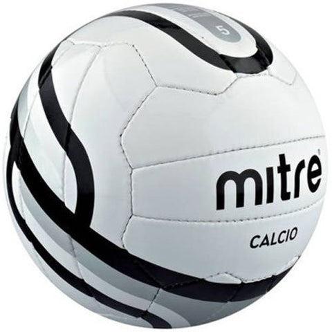 10 x Mitre Calcio Training Footballs For Grass Or Astro Turf Size 5 rrp130