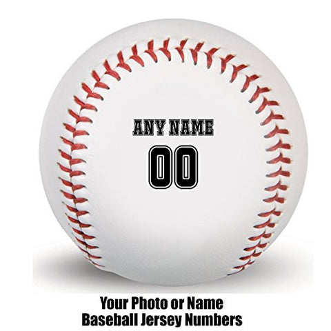 1 Custom UV Printed Custom Photo Baseball ball + Free Holder Case Father's Day, Gift, Wedding Giveaway, Souvenir BS0002