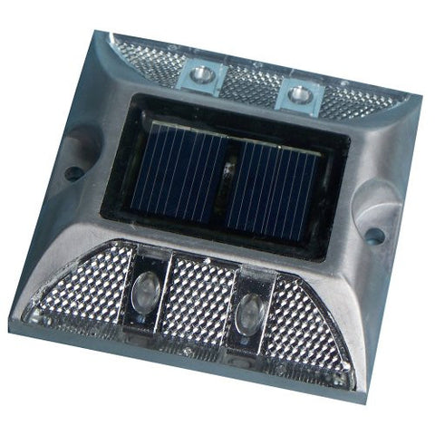 1 - Dock Edge HD Aluminum Solar Dock Lite