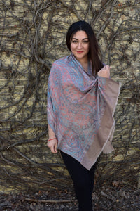 Baltic Sea (Pashmina Cashmere), Pashmina- Diya Boutique Premium Scarf Boutique