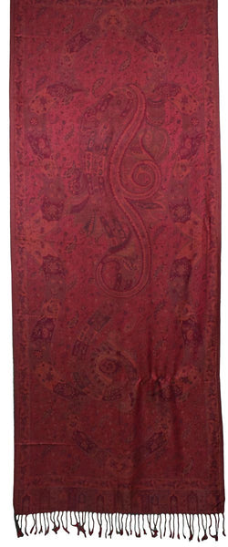 Crimson & Clover, Shawl- Diya Boutique Premium Scarf Boutique