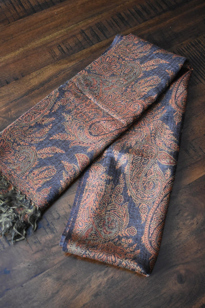 Drops of Amber, Shawls- Diya Boutique Premium Scarf Boutique