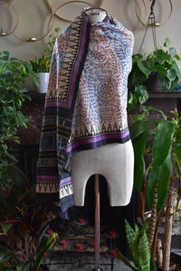 Sundials, Shawl- Diya Boutique Premium Scarf Boutique