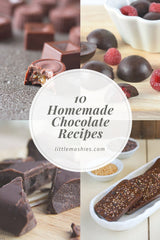 Little Mashies 10 Homemade Chocolate Recipes
